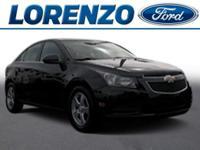 Options:  2012 Chevrolet Cruze Lt|Blue/|V4 1.4L