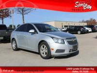 New Price! Clean Vehicle History Report, Cruze LT,