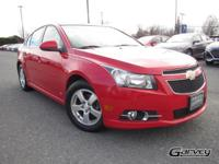 Under $10,000! Hot Red Sedan! 1.4 Liter 138 Horsepower