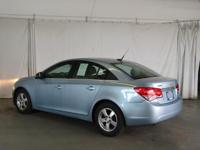 Options:  2012 Chevrolet Cruze 1Lt|Blue|Includes A