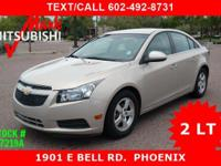 JUST ARRIVING ** PICTURES PRE DETAIL ** CRUZE ** 2 LT