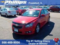 Switch to Phillips Chevrolet Frankfort! Right car!
