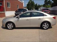 Options:  2012 Chevrolet Cruze Lt W/1Lt|Lt 4Dr Sedan