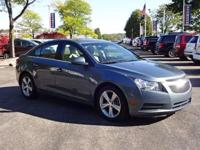 Options:  2012 Chevrolet Cruze 2Lt|Blue|New Price!