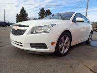 Options:  2012 Chevrolet Cruze Lt 4Dr Sedan