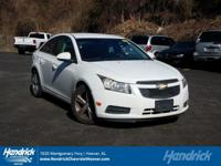 Options:  2012 Chevrolet Cruze Lt W/2Lt|Summit