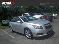 2012 Cruze, 89,681 miles, options include:  Steering