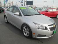 Options:  2012 Chevrolet Cruze Lt W/2Lt|Lt W/2Lt|4Dr