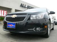 2012 CHEVROLET CRUZE LT SEDAN LT w/1LT RS Our Location