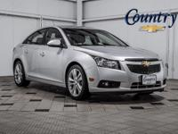 Cruze... LTZ... Sedan... FWD... 1.4 i4 Turbocharged...