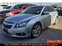 EPA 38 MPG Hwy/26 MPG City! Heated Leather Seats,