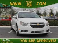 Options:  2012 Chevrolet Cruze: The Compact Sedan