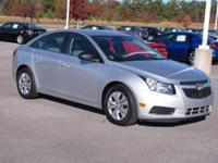 2012 CHEVROLET CRUZE SEDAN 4 DOOR LS Our Location is:
