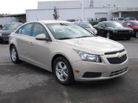 2012 CHEVROLET Cruze SEDAN 4 DOOR LT w/1LT Our Location