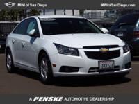 This 2012 Chevrolet Cruze 4dr 4dr Sdn LT w-1LT Sedan