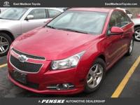 CARFAX 1-Owner, Very Nice. LT with 1LT trim. GAS
