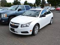 This outstanding example of a 2012 Chevrolet Cruze LS