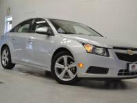 Check out our sharp 2012 Cruze 2LT with its elegant