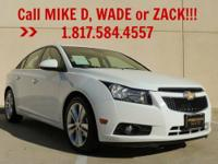 2012 Chevrolet Cruze Sedan LTZ Our Location is: Freeman