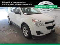 Chevrolet Equinox Crossover or small SUV You decide but