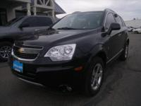 This 2012 Chevrolet Equinox LTZ is offered exclusively