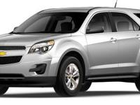 Get excited about the 2012 Chevrolet Equinox! Here's a