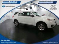 Check out this 2012 Chevrolet Equinox LS. Its Automatic