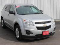 Options:  2012 Chevrolet Equinox Ls|Silver|Awd|Deluxe