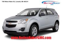 Options:  2012 Chevrolet Equinox Fwd 4Dr Ls|4 Cylinder