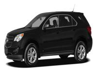 Options:  2012 Chevrolet Equinox Ls|Odometer Is 33975