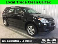 Just Reduced! 2012 Chevrolet Equinox LS Clean CARFAX.