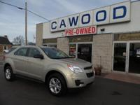 Options:  2012 Chevrolet Equinox Ls|Gold|3.23 Axle