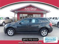 Options:  2012 Chevrolet Equinox A Practically Perfect