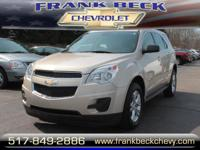 Options:  2012 Chevrolet Equinox Ls|Ls 4Dr Suv|**Fwd -