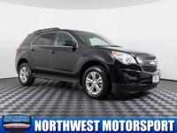 Clean Carfax Two Owner AWD SUV with Backup Camera
