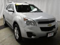 Check out this gently-used 2012 Chevrolet Equinox we