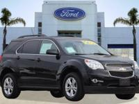 Options:  2012 Chevrolet Equinox Lt With 2Lt|Black/|V4