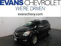 GM Certified! 2LT Package! All Wheel Drive! Four