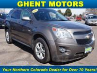 LOW MILES - 57,486! EPA 29 MPG Hwy/20 MPG City! Heated