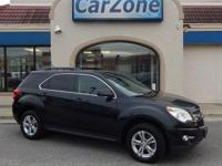 2012 CHEVROLET EQUINOX LT - All Wheel Drive - Black