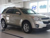 This 2012 Chevrolet Equinox LT in Beige features: Clean