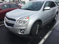 We are excited to offer this 2012 Chevrolet Equinox.