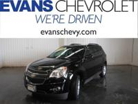 GM Certified!! 2LT Package!! All Wheel Drive!! Four