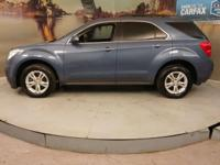 2012 Chevrolet Equinox LT 1LT LT 1LT Twilight Blue