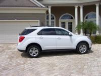 2012 Chevrolet Equinox LT 9,000 miles. $24,500. V6