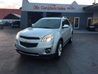 This 2013 Chevrolet Equinox 4dr FWD 4dr LT with 1LT