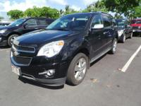 Check out this 2012 Chevrolet Equinox LTZ. Its