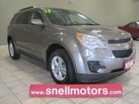 WOW! Check out this HARD-TO-FIND 2012 Chevrolet Equinox