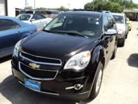 The 2012 Chevy Equinox is a stylish and comfortable