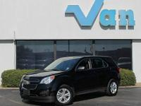 This 2012 Chevrolet Equinox FWD 4dr LS is offered to